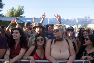 Desert Daze Crowd. Photo: David Lacroix.