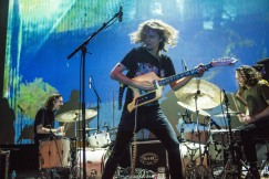 King Gizzard & the Lizard Wizard - Flying Microtonal Banana Tour @the Vogue Theatre, Vancouver BC, 04/10/17. Photos: David Lacroix.