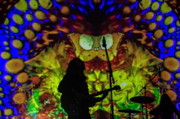 Uncle Acid @ the Dead Beats w/ Mad Alchemy Liquid Lights